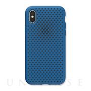 【iPhoneXS/X ケース】Mesh Case (Cobalt Blue)