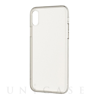 【iPhoneXR ケース】Naked case (Clear)