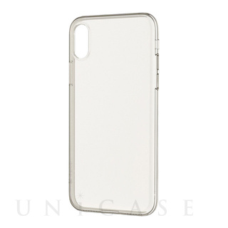【iPhoneXS Max ケース】Naked case (Clear)