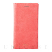 "【iPhoneXS/X ケース】""Colo"" Book PU Leather Case (Pink)"
