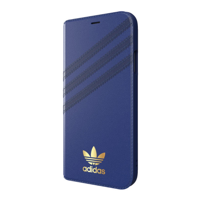 【iPhoneXS/X ケース】Booklet Case SAMBA Blueサブ画像