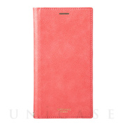 "【iPhoneXS Max ケース】""Colo"" Book PU Leather Case (Pink)"