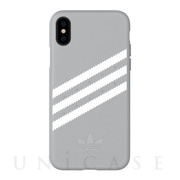 【iPhoneXS/X ケース】Moulded Case GAZELLE (Grey)