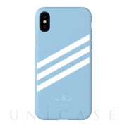 【iPhoneXS/X ケース】Moulded Case GAZELLE Blue