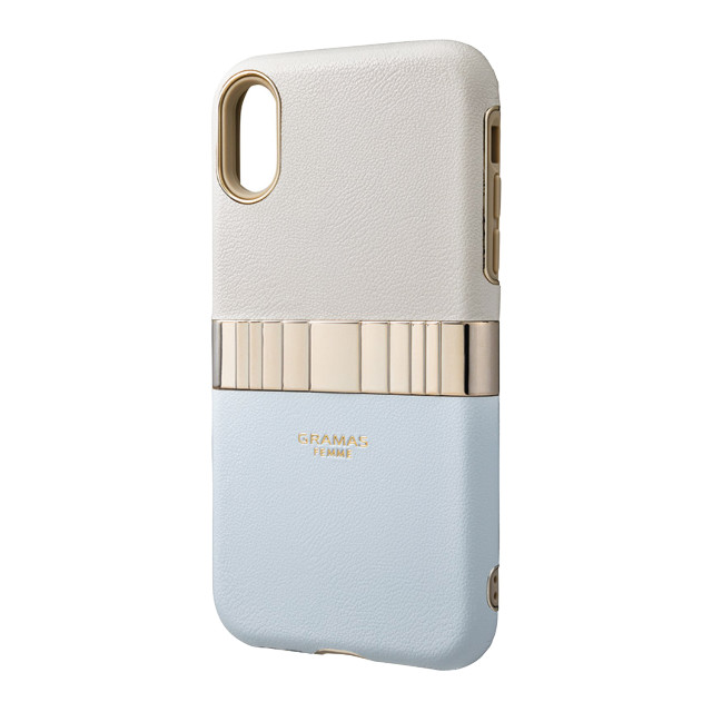"【iPhoneXR ケース】""Rel"" Hybrid Shell Case (Light Blue)サブ画像"