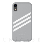 【iPhoneXR ケース】Moulded Case GAZELLE Grey