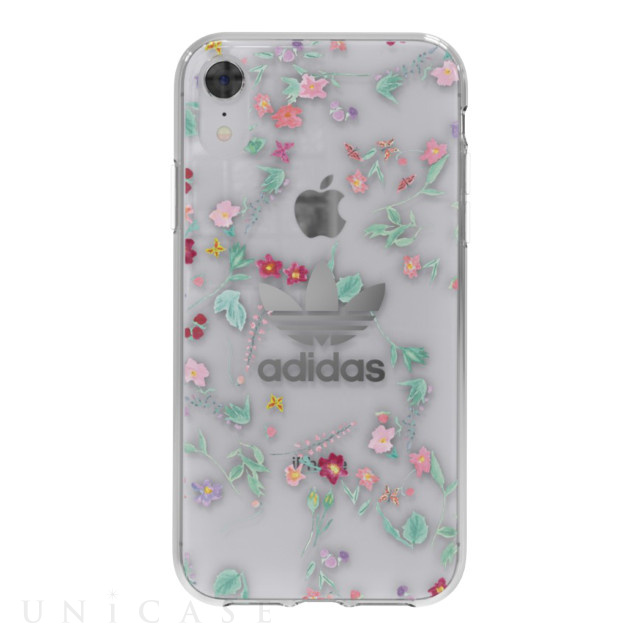 【iPhoneXR ケース】Clear Case Graphic AOP (Colorful)