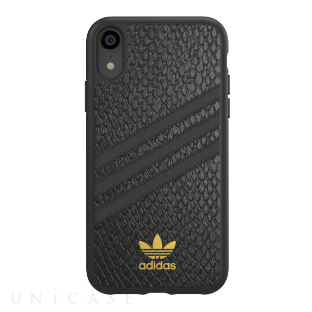 【iPhoneXR ケース】Moulded Case SAMBA WOMAN  Black