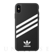 【iPhoneXS Max ケース】Moulded Case SAMBA Black/White