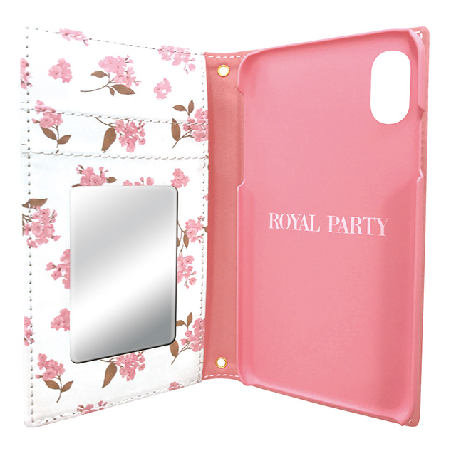 【iPhoneXR ケース】ROYAL PARTY WAVE (PINK)サブ画像