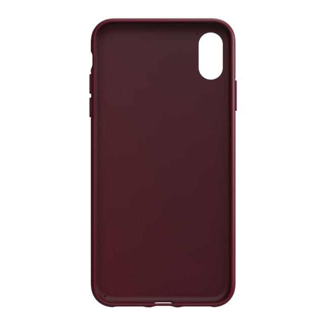 【iPhoneXS Max ケース】Moulded Case SAMBA Burgandy/Goldサブ画像
