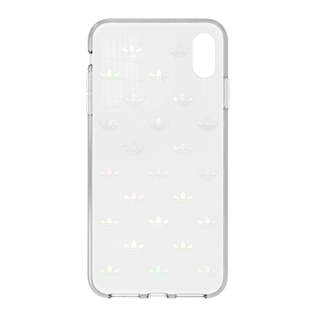 【iPhoneXS Max ケース】Clear Case (Trefoils colorful logo)サブ画像