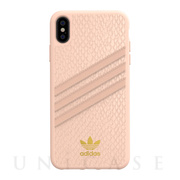 【iPhoneXS Max ケース】Moulded Case SAMBA WOMAN  Pink