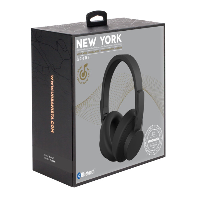 New York Noise Cancelling Bluetooth (Moon Walk)サブ画像