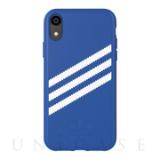 【iPhoneXR ケース】Moulded case Collegiate Royal/White