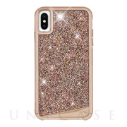【iPhoneXS/X ケース】Brilliance (Rose Gold)