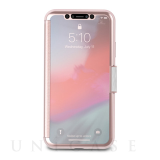 【iPhoneXR ケース】StealthCover (Champagne Pink)