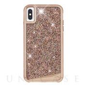 【iPhoneXS Max ケース】Brilliance (Rose Gold)