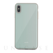 【iPhoneXS Max ケース】iGlaze (Powder Blue)