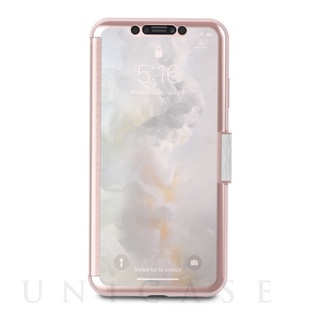 【iPhoneXS Max ケース】StealthCover (Champagne Pink)