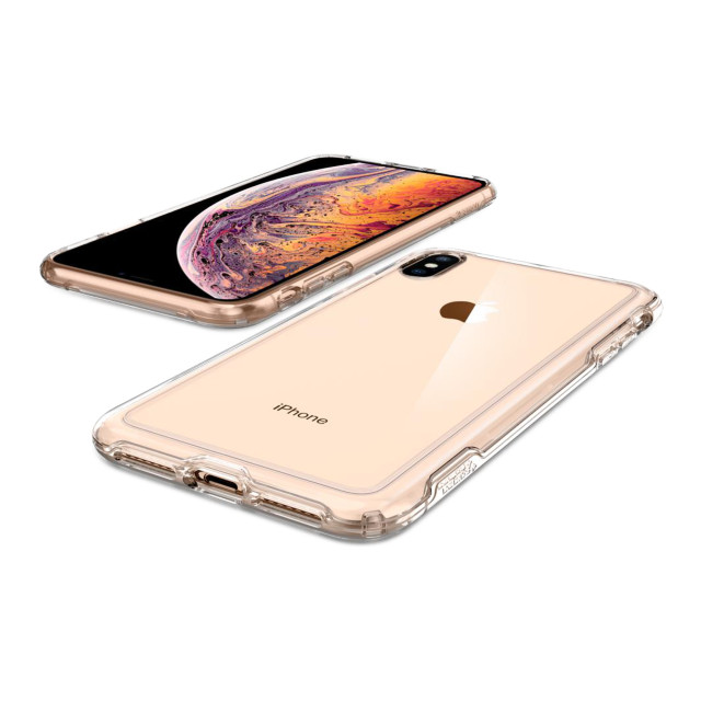 【iPhoneXS/X ケース】Crystal Hybrid (Crystal Clear)goods_nameサブ画像