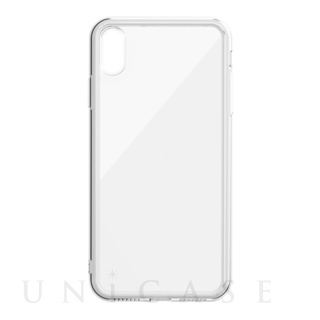 【iPhoneXS/X ケース】LINKASE AIR with Gorilla Glass (クリア)