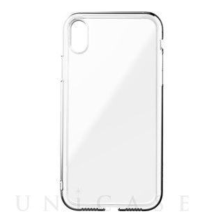 【iPhoneXR ケース】LINKASE AIR with Gorilla Glass (クリア)