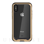 【iPhoneXS/X ケース】Atomic Slim 2 (Gold)