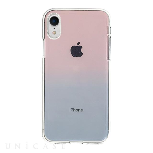 e2386435f0 iPhoneXR ケース】ソフトクリアケース (グラデーション) DPARKS | iPhone ...