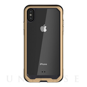 【iPhoneXS Max ケース】Atomic Slim 2 (Gold)