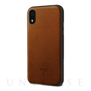 【iPhoneXR ケース】Alcantara (Brown)