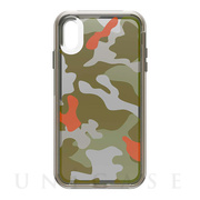 【iPhoneXS Max ケース】SLAM Series (WOODLAND CAMO)