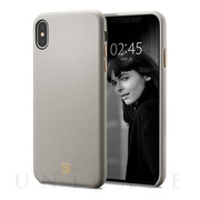 【iPhoneXR ケース】La Manon calin (Oatmeal Beige)