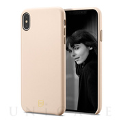 【iPhoneXR ケース】La Manon calin (Pale Pink)