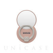 BUNKER RING Mirror Multi Holder Pac (Blush Gold)
