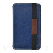BACK CARD POCKET (Navy)