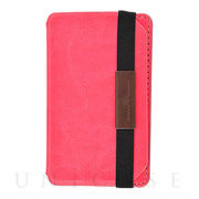 BACK CARD POCKET (Pink)
