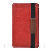 BACK CARD POCKET (Red)