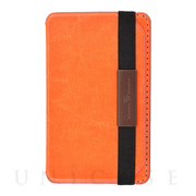 BACK CARD POCKET (Orange)