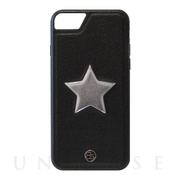【iPhone8/7/6s/6 ケース】ONE STAR lea...
