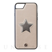 【iPhone8/7/6s/6 ケース】ONE STAR leatherケース (GD)