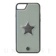 【iPhone8/7/6s/6 ケース】ONE STAR leatherケース (MT)