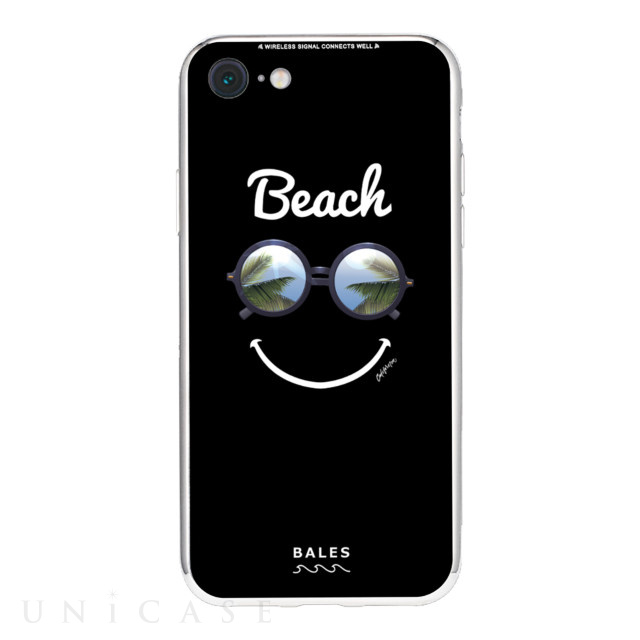 892ef945a3 iPhone8/7 ケース】スマイルサングラスケース (TD) BALES | iPhoneケース ...