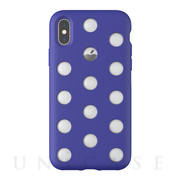 【iPhoneXS/X ケース】Layer Case (Neo Blue)