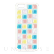 【iPhone8/7/6s/6 ケース】TILE CASE (tile_pop color mix)