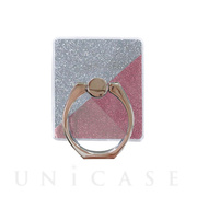 Smartphone ring (Pink Glitter)