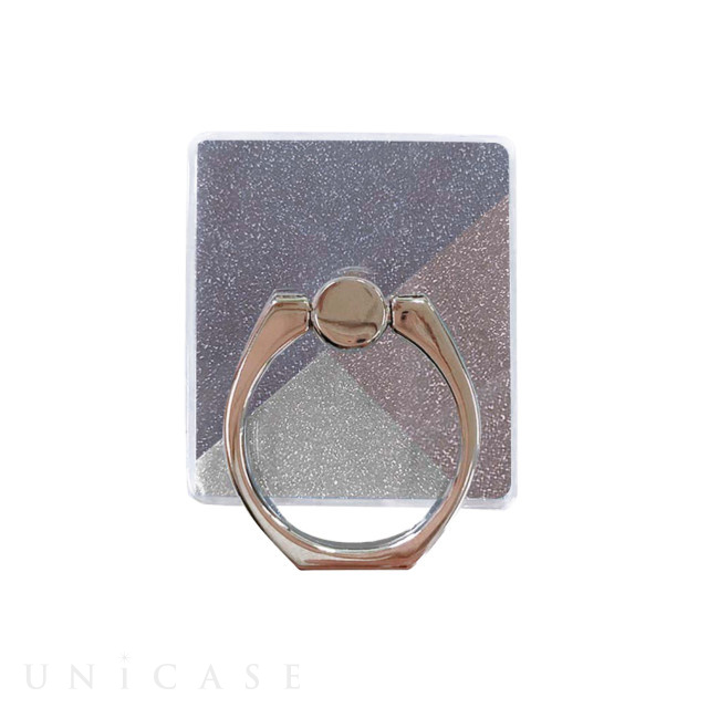 Smartphone ring (Purple Glitter)