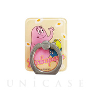 BARBAPAPA SMARTPHONE RING (目玉焼き)