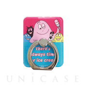 BARBAPAPA SMARTPHONE RING (アイスクリーム)