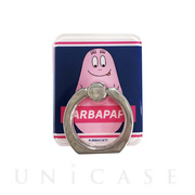 BARBAPAPA SMARTPHONE RING (ピンクライン)